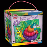 SAMMY THE SNAIL 16-PIECE PUZZLE