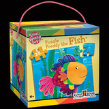 FREDDY THE FISH 25-PIECE PUZZLE