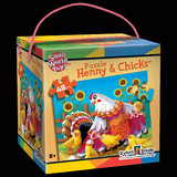 HENNY & CHICKS 48-PIECE PUZZLE