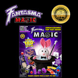FANTASMA SET ABRACADABRA TOP HAT 100 MAGIC TRICKS