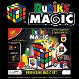 RUBIK'S  PERPLEXING MAGIC SET-135 + TRICKS