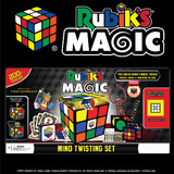 RUBIK'S  MIND TWISTING MAGIC SET-200+ TRICKS