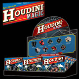 HOUDINI MAGIC MINI TRICKS DISPLAY 2X9 IN CDU/PDQ