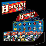 HOUDINI MAGIC POCKET TRICKS DISPLAY 1X12 IN CDU/PDQ