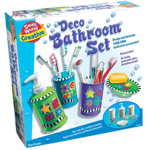 DECO BATHROOM SET