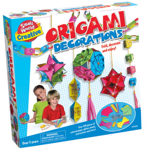 ORIGAMI PARTY DECORATIONS