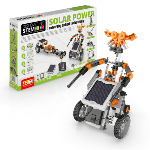 STEM Solar Power | By  Engino