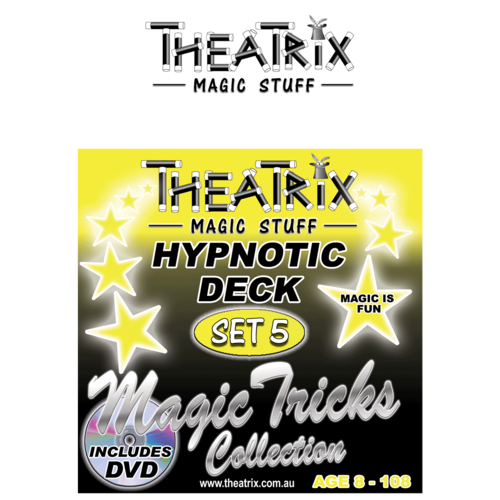 TX SET5 HYPNOTIC DECK